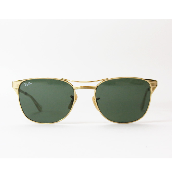 53483518906f Ray Bans With Gold Trim