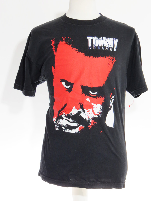 Wwe Tommy Dreamer Quot Innovator Of Violence Quot T Shirt 5 Star