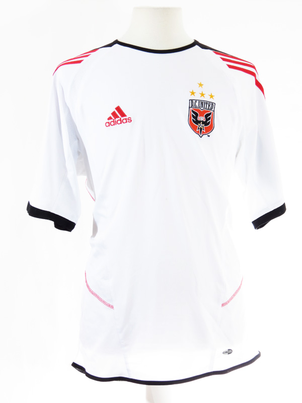 finest selection 34c00 1b3f0 DC United Adidas MLS Soccer Jersey